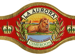 aurora preferido no 2 cigars band image