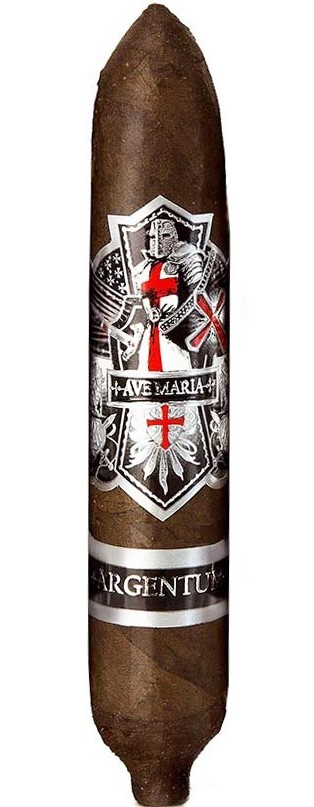 ave maria argentum morning star perfecto cigars stick image