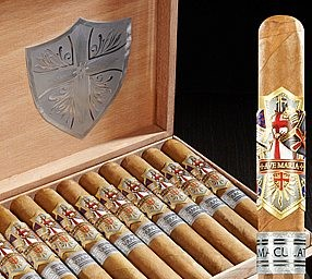 ave maria immaculata cigars box image