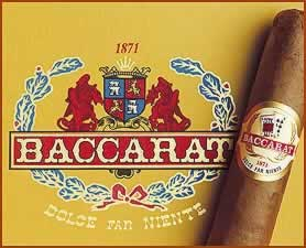 baccarat cigars box image
