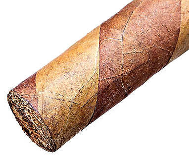 barber pole churchill cigars image