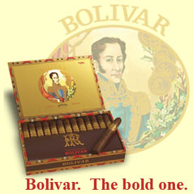 Bolivar 2005 Robusto Crystal - Box of 8 image