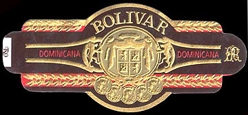 bolivar churchills cigars box image