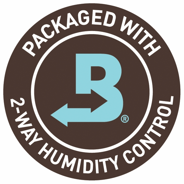 packaged with boveda graphic image