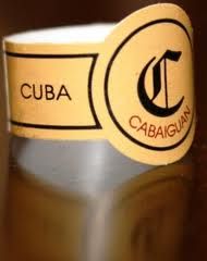 cabaiguan cigars band image