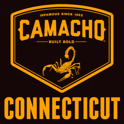 camacho connecticut cigars logo image