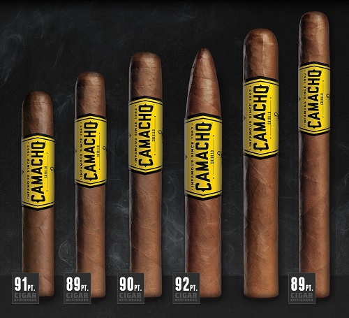 Camacho Criollo Churchill - 5 Pack image