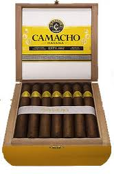Camacho Havana Churchill - Box of 25 image