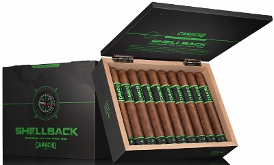 Camacho Shellback Toro - Box of 20, Limited Edition image