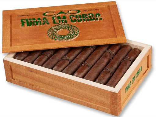 CAO Amazon Basin Fuma en Corda - 5 Pack image