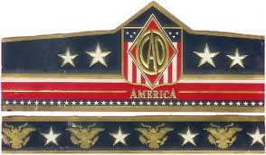 america cigars cao band image