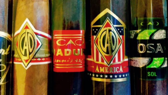 NEW!: CAO Champions II - 10 Cigar Sampler image