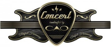 cao concert amp cigars band image
