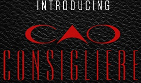 cao consigliere cigars logo image