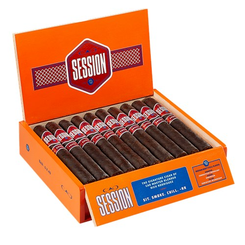 cao session cigars box image