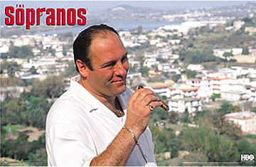 CAO Sopranos Limited Edition Tony Soprano Signature Series - Pack of 2 Cigars image