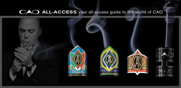 cao cigars graphic image