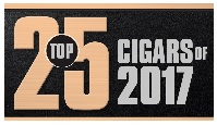 cigar aficionado top 25 cigars of 2017 image