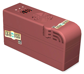 Cigar Oasis XL - Set & Forget Electronic Humidifier image