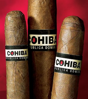 Cohiba Red Dot Churchill - 5 Pack image