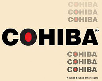 cohiba cigars graphic image
