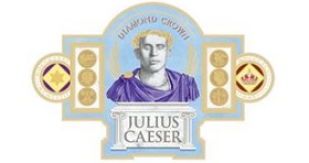 diamond crown julius caeser cigars logo image