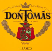 Don Tomas Clasico Presidente, Natural - Box of 25 image