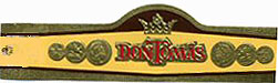 Don Tomas Clasico Coronitas - 3 tins of 10 (30 cigars) image