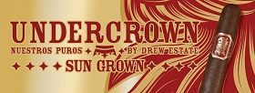 Drew Estate Undercrown Sungrown Gran Toro - Box of 25 image