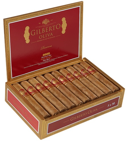 Gilberto Oliva Reserva Robusto - Box of 20 image