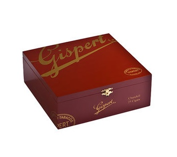 gispert toro cigars box closed image