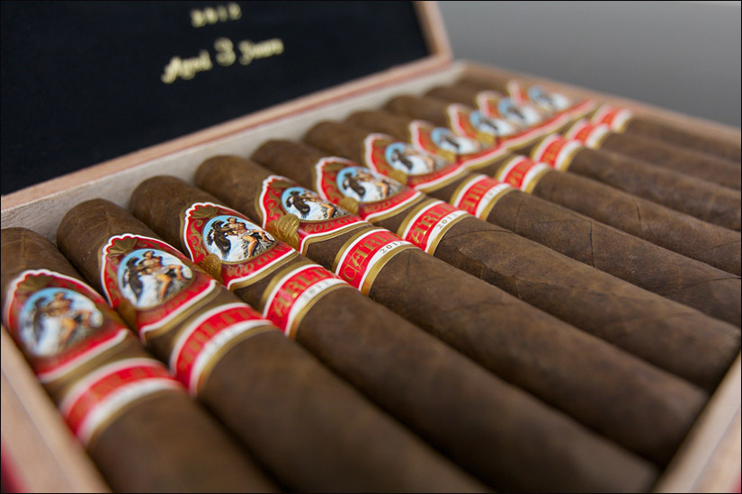 god of fire carlito churchill cigars image