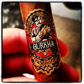 Gurkha 125th Anniversary XO Gordo - Pack of 20 image