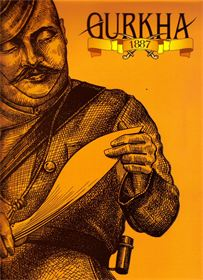 gurkha cigars catalog cover image