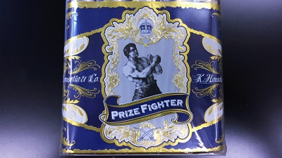 gurkha prize fighter cigars graphic image