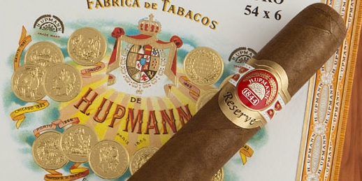 H. Upmann 1844 Reserve No. 100, Robusto, Natural - 5 Pack image