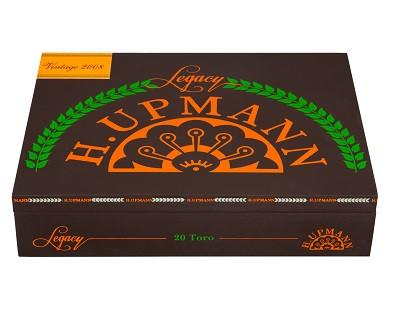 h. upmann legacy cigars box closed image