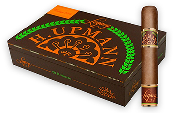 h. upmann cigars box and stick image