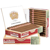 h.upmann 1844 robustos cigar box image