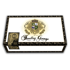 headley grange corona gorda cigars box closed image