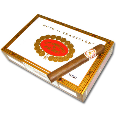 hoyo de tradicion cigars box closed image