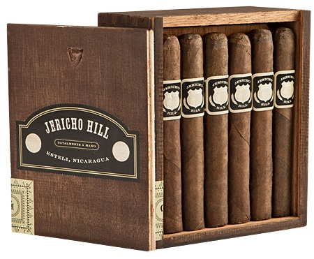 jericho hill cigars box open stick image