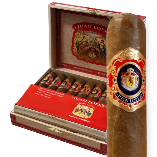 Juan Lopez Seleccion No. 2 - Box of 16 image