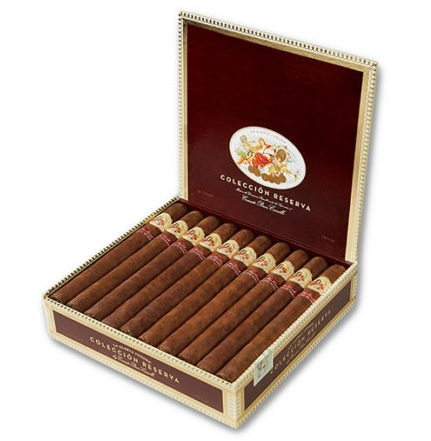 la gloria cubana coleccion reserva cigars box open image