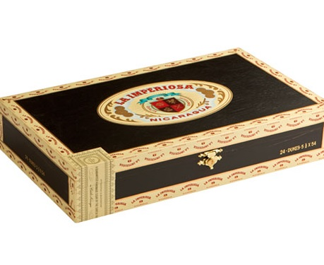 la imperiosa cigars box image