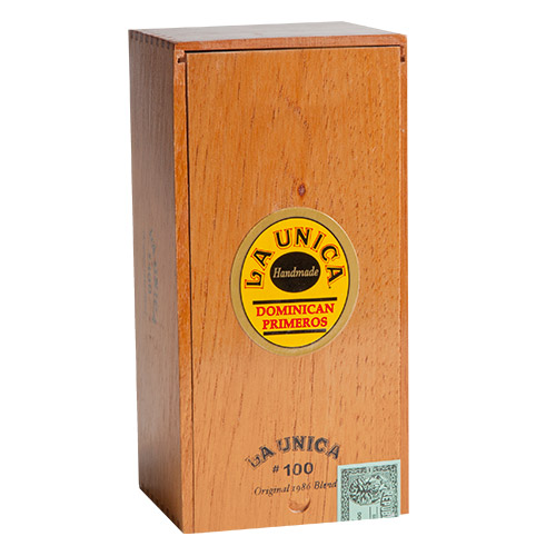 La Unica Cabinet #400, Maduro - Box of 20  image