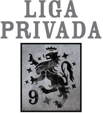 liga privada no 9 cigars logo image
