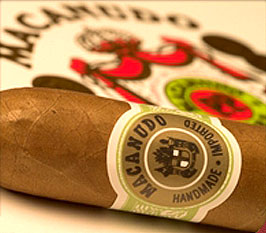 Macanudo Cafe Baron de Rothschild - Box of 25 image