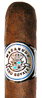 macanudo cru royal robusto cigar image
