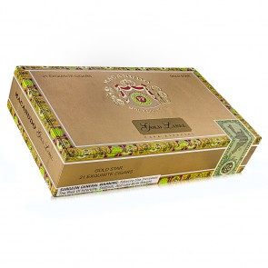 macanudo gold label cigars box image